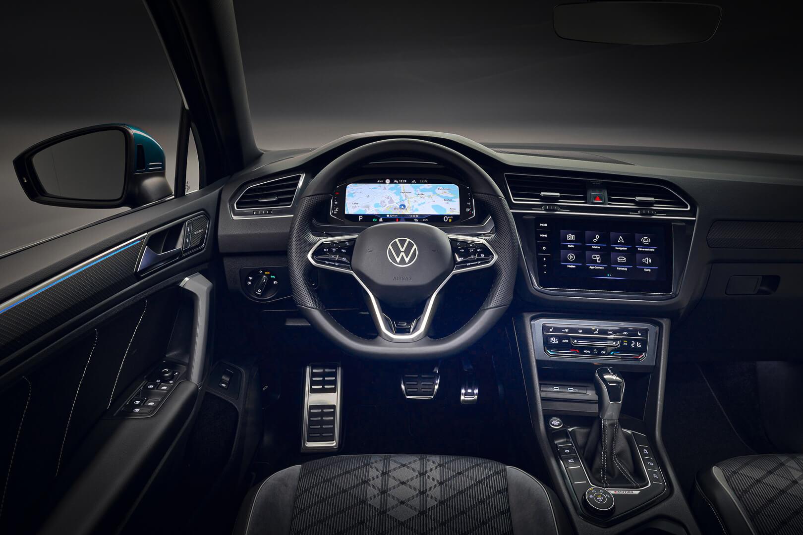 Volkswagen Tiguan 2021 - cena i dane techniczne