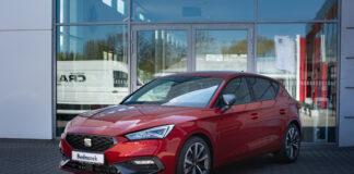 Nowy SEAT Leon 2020