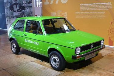 Pierwszy elektryczny volkswagen