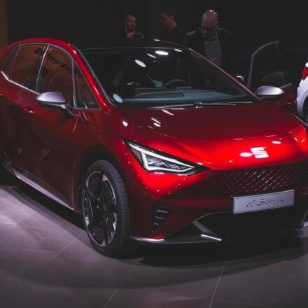 Pierwszy samochód elektryczny marki SEAT – el Born