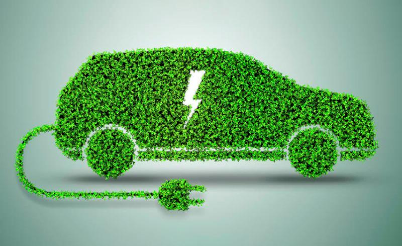 Ekologiczny samochód elektryczny