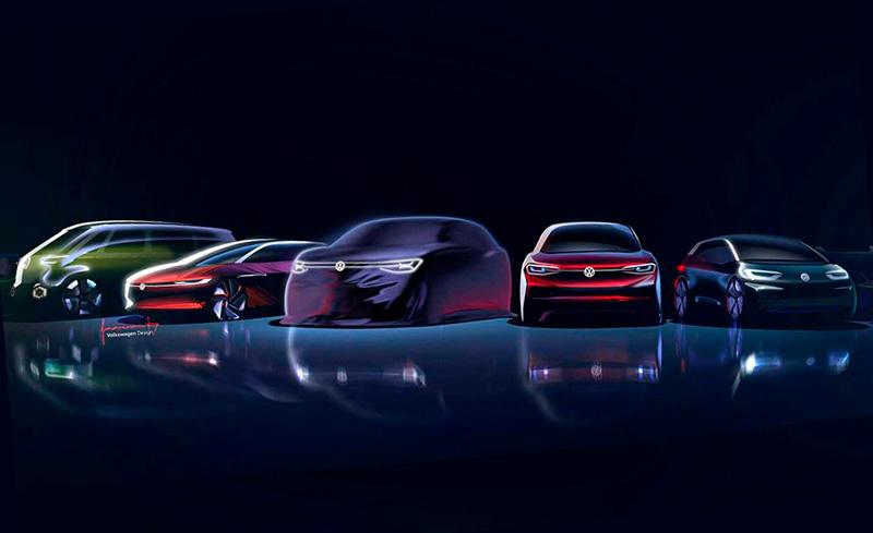 Rodzina modeli Volkswagen ID
