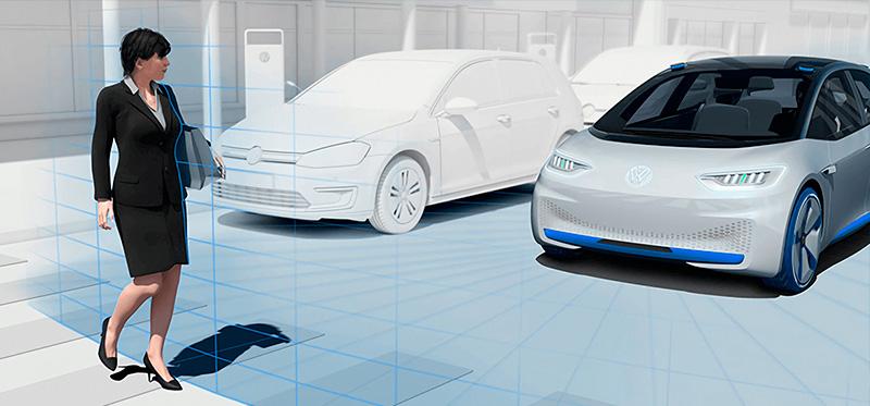 Systemy bezpieczeństwa w modelu Volkswagen ID