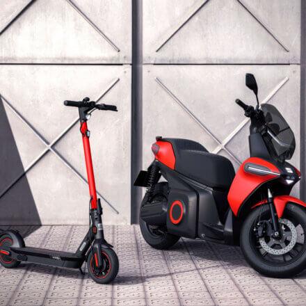 e-Scooter SEAT | Mobilność w mieście