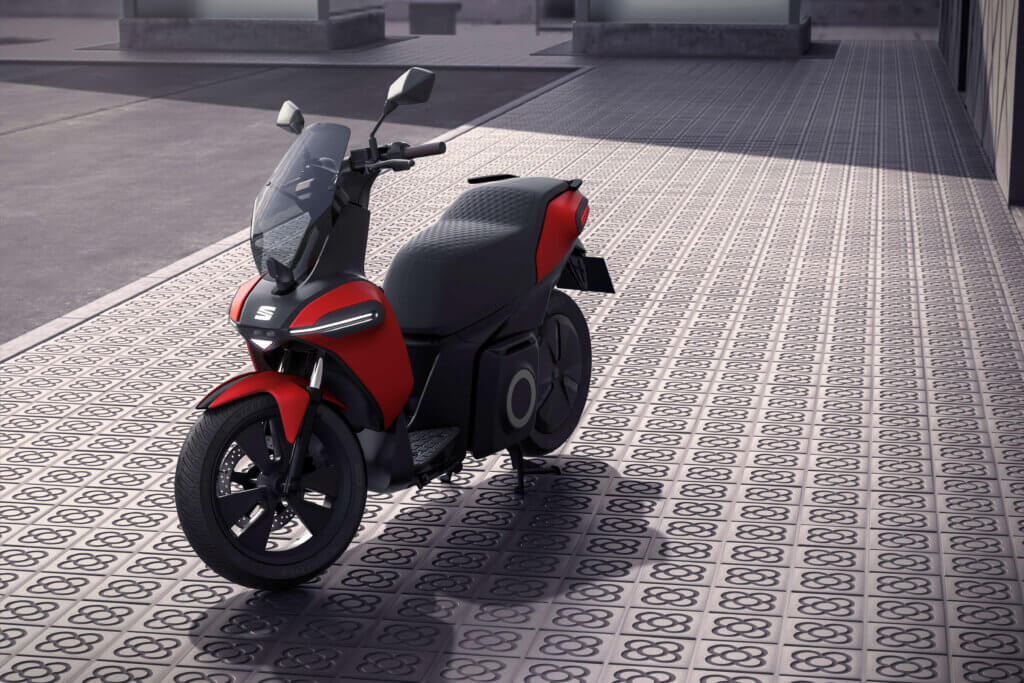 e-scooter SEAT
