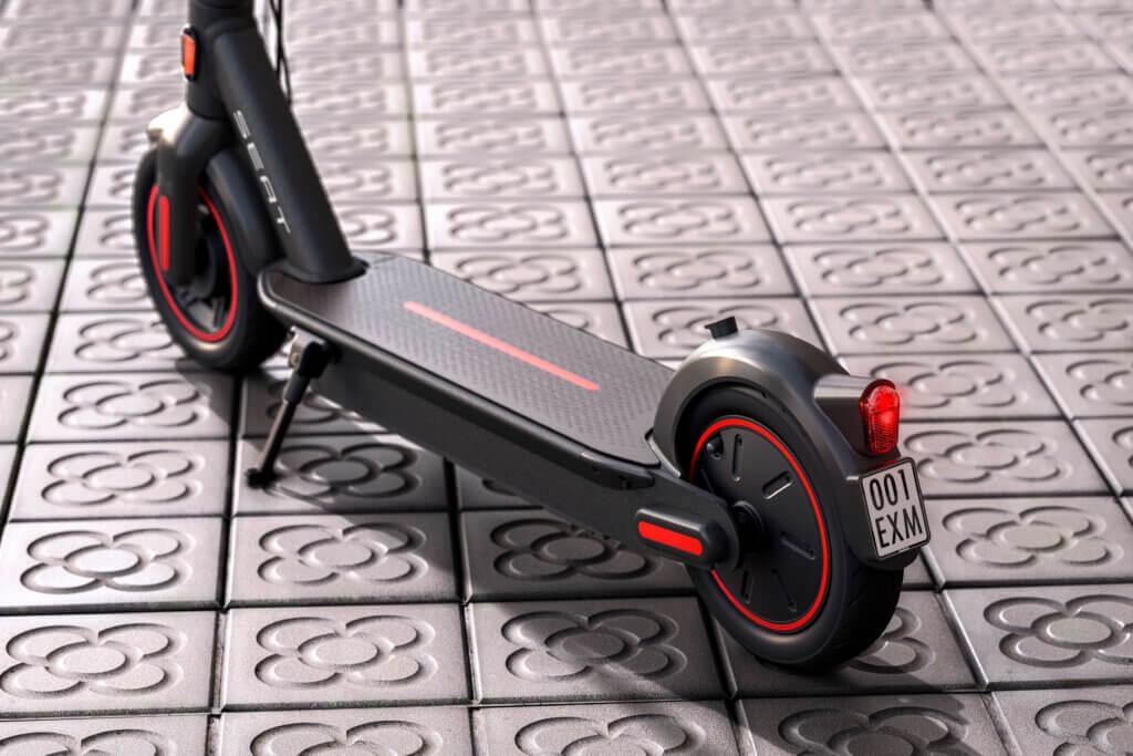 hulajnoga e-kickscooter