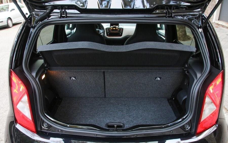 bagażnik SEAT Mii