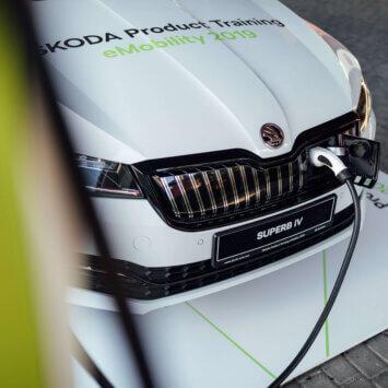 Łódź – nowe stacje ładowania samochodów elektrycznych